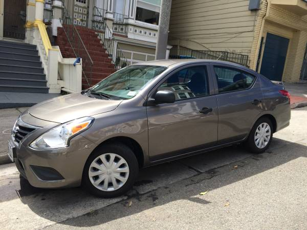 Insurance Rate for 2015 Nissan Versa - Average Quote $112 per Month