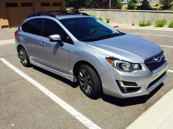 JF1GPAZ64FH218904 Insurance Rate Quote for 2015 Subaru Impreza 2.0i Sport Limited Hatchback $199.90 per Month