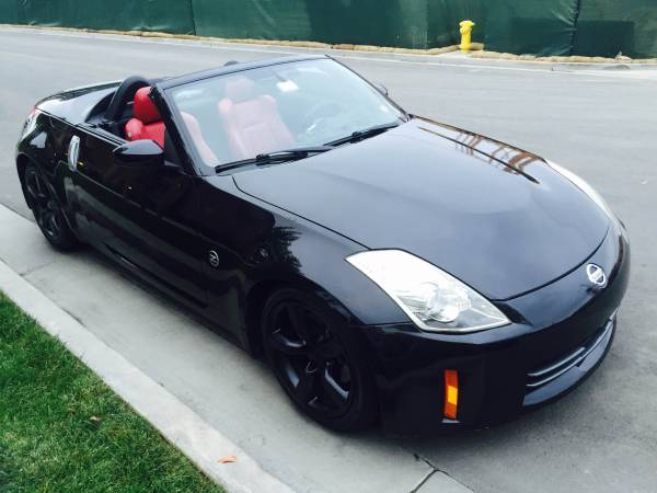 JN1BZ36A28M850087 Insurance Rate Quote for 2008 Nissan 350Z Grand Touring $86.79 per Month