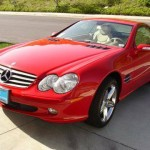 WDBSK75F65F102804 Insurance Rate Quote for 2005 Mercedes-Benz SL-Class SL500 $207.50 per Month