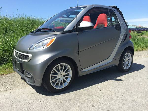 WMEEK3BA6DK666900 Insurance Rate Quote for 2013 smart fortwo passion cabrio $67.80 per Month