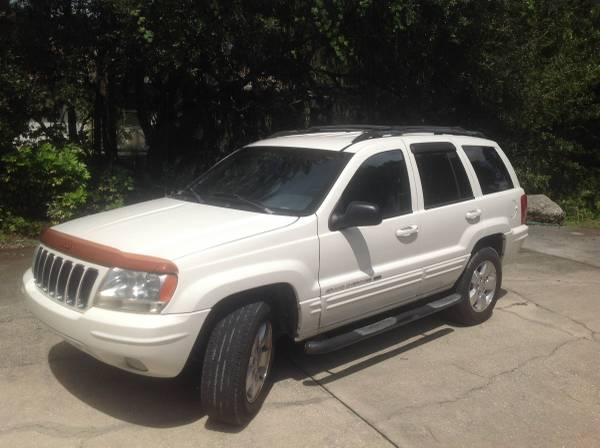 Insurance Rate for 2001 Jeep Grand Cherokee Limited 2WD - Average Quote $42 per Month
