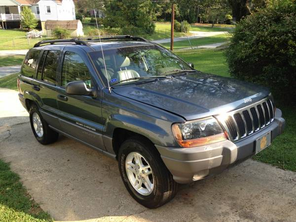 Insurance Rate for 2002 Jeep Grand Cherokee - Average Quote $114 per Month
