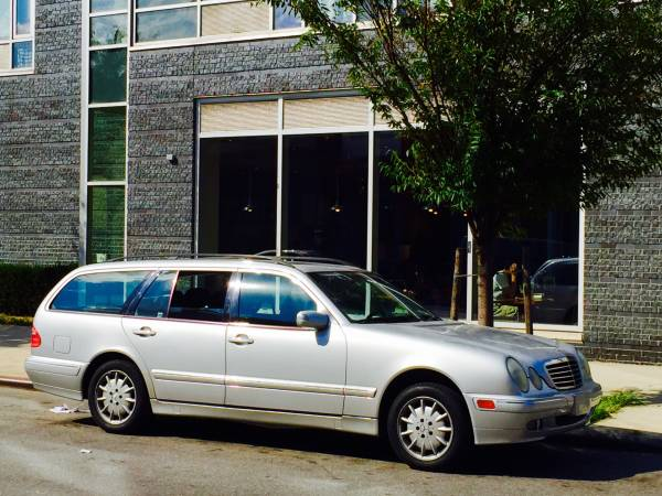 Insurance Rate for 2002 Mercedes-Benz E-Class Wagon E320 - Average Quote $43 per Month