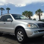 Insurance Rate for 2002 Mercedes-Benz M-Class ML500 - Average Quote $55 per Month