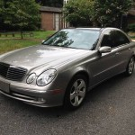 Insurance Rate for 2003 Mercedes-Benz E-Class E500 - Average Quote $62 per Month