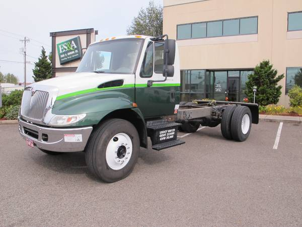 Insurance Rate for 2004 International 4300 - Average Quote $96 per Month