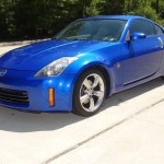 Insurance Rate for 2006 Nissan 350Z - Average Quote $89 per Month