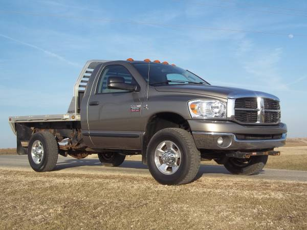 Insurance Rate for 2007 Dodge Ram 2500 - Average Quote $211 per Month