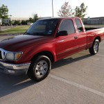 Insurance Rate for 2001 Toyota Tacoma Xtracab 2WD - Average Quote $67 per Month