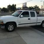 Insurance Rate for 2002 Chevrolet Silverado 1500 - Average Quote $148 per Month