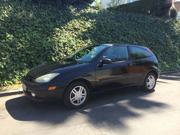 Insurance Rate for 2003 Ford Focus - Average Quote $153 per Month