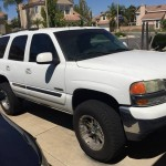 Insurance Rate for 2003 GMC Yukon 2WD - Average Quote $62 per Month