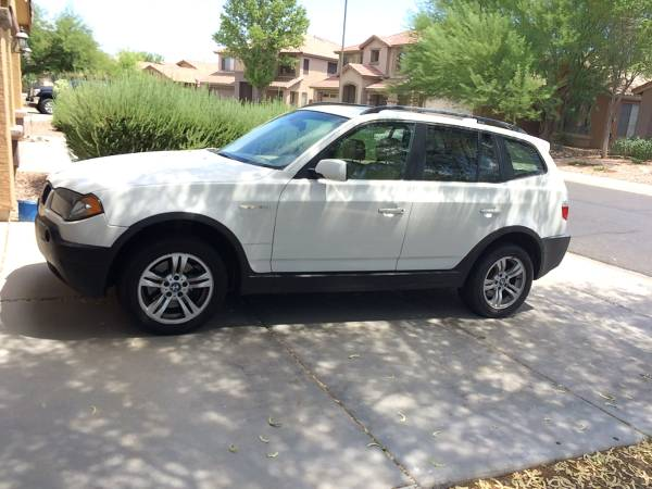 Insurance Rate for 2004 BMW X3 3.0i - Average Quote $68 per Month