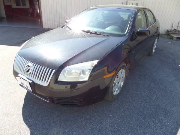 Insurance Rate for 2006 Mercury Milan Base - Average Quote $48 per Month