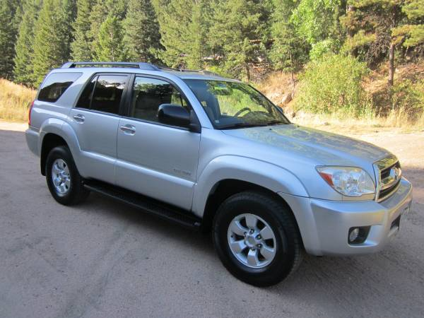 Insurance Rate for 2007 Toyota 4Runner - Average Quote $127 per Month