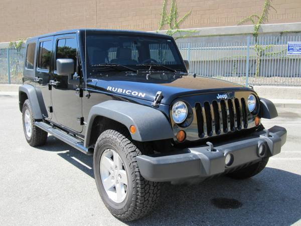 Insurance Rate for 2008 Jeep Wrangler Unlimited Rubicon - Average Quote $192 per Month