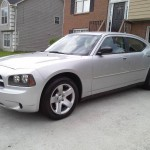 Insurance Rate for 2010 Dodge Charger Base - Average Quote $104 per Month