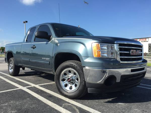 Insurance Rate for 2013 GMC Sierra 1500 - Average Quote $204 per Month