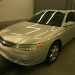 Insurance Rate for 2001 Toyota Camry Solara - Average Quote $112 per Month