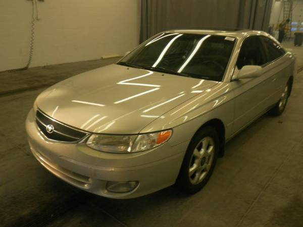 Insurance Rate For 2001 Toyota Camry Solara   Average Quote $112 Per Month