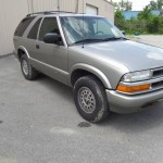 Insurance Rate for 2002 Chevrolet Blazer 2-Door 4WD LS - Average Quote $33 per Month