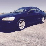 Insurance Rate for 2002 Honda Accord EX Sedan with Leather - Average Quote $46 per Month