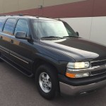 Insurance Rate for 2003 Chevrolet Suburban 1500 2WD - Average Quote $67 per Month