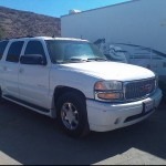 Insurance Rate for 2003 GMC Yukon Denali XL - Average Quote $82 per Month