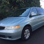 Insurance Rate for 2003 Honda Odyssey EX - Average Quote $44 per Month