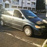 Insurance Rate for 2003 Honda Odyssey LX - Average Quote $44 per Month