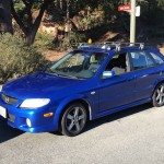 Insurance Rate for 2003 Mazda Protege5 Sport Wagon - Average Quote $74 per Month