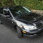 Insurance Rate for 2003 Mitsubishi Lancer OZ-Rally - Average Quote $120 per Month