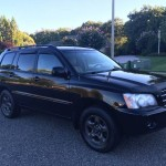 Insurance Rate for 2003 Toyota Highlander 2WD - Average Quote $67 per Month