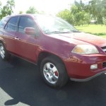 Insurance Rate for 2004 Acura MDX Base - Average Quote $68 per Month