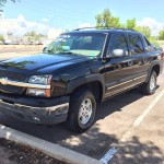 Insurance Rate for 2004 Chevrolet Avalanche 1500 2WD - Average Quote $88 per Month