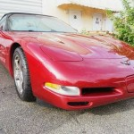 Insurance Rate for 2004 Chevrolet Corvette Convertible - Average Quote $118 per Month