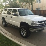 Insurance Rate for 2004 Chevrolet Suburban 1500 4WD - Average Quote $64 per Month