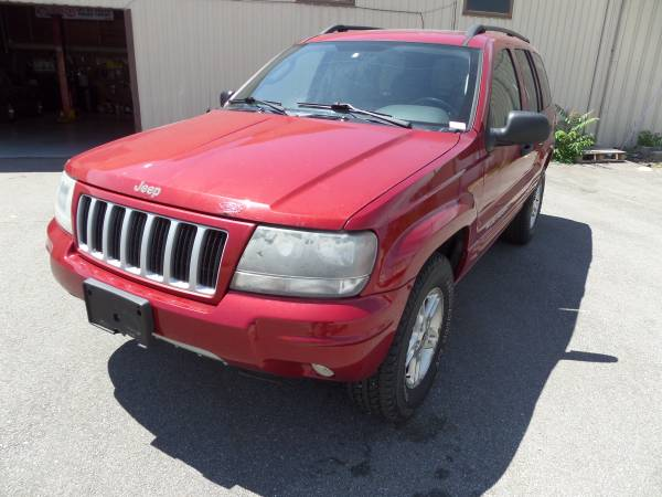 Insurance Rate for 2004 Jeep Grand Cherokee - Average Quote $123 per Month