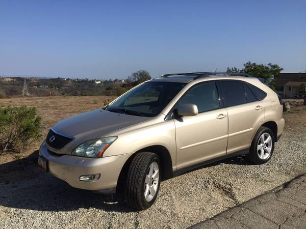 Insurance Rate for 2004 Lexus RX 330 4WD - Average Quote $93 per Month