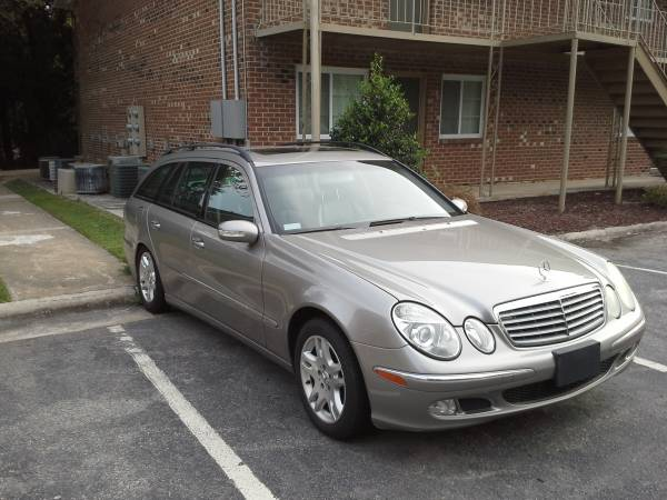 Insurance Rate for 2004 Mercedes-Benz E-Class Wagon E320 - Average Quote $65 per Month
