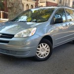 Insurance Rate for 2004 Toyota Sienna - Average Quote $63 per Month