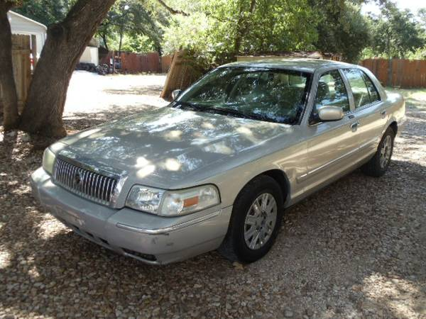 Insurance Rate for 2006 Mercury Grand Marquis - Average Quote $48 per Month