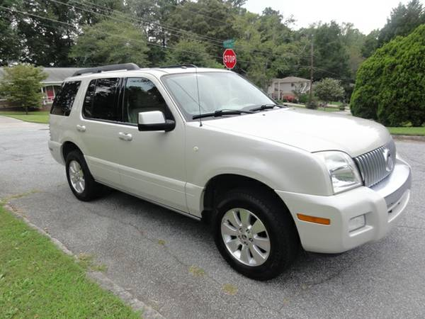 Insurance Rate for 2006 Mercury Mountaineer Luxury 4.0L 2WD - Average Quote $65 per Month