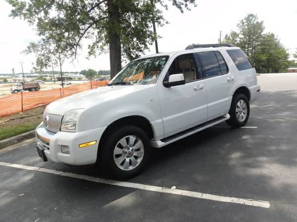 Insurance Rate for 2006 Mercury Mountaineer Premier 4.6L 2WD - Average Quote $67 per Month