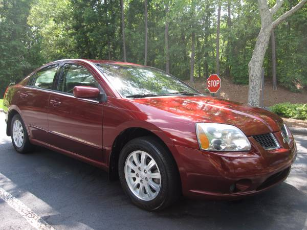 Insurance Rate for 2006 Mitsubishi Galant ES - Average Quote $46 per Month