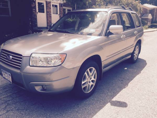 Insurance Rate for 2006 Subaru Forester 2.5X L.L.Bean Edition - Average Quote $74 per Month