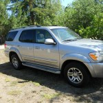 Insurance Rate for 2006 Toyota Sequoia SR5 2WD - Average Quote $111 per Month