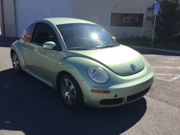 Insurance Rate for 2006 Volkswagen New Beetle 2.5L PZEV - Average Quote $47 per Month