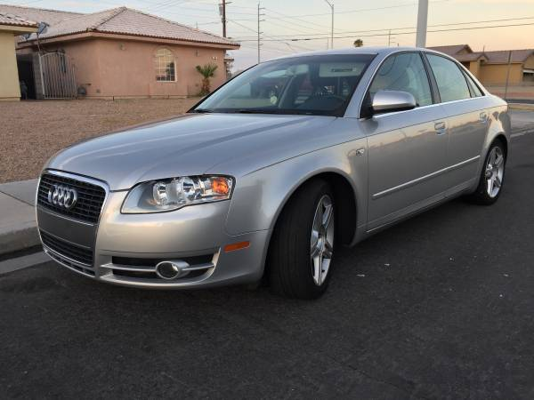 Insurance Rate for 2007 Audi New A4 - Average Quote $73 per Month